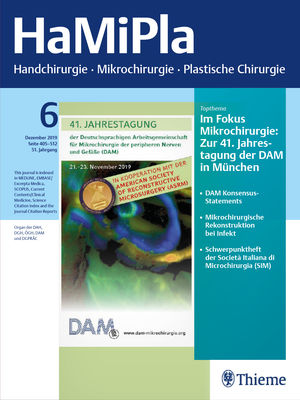 Hand-/Mikro-/Plastische Chirurgie