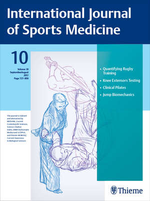 International Journal of Sports Medicine
