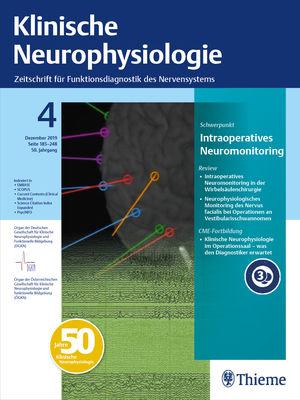 Klinische Neurophysiologie