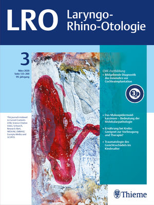 Laryngo-Rhino-Otologie