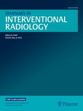 Seminars in Interventional Radiology