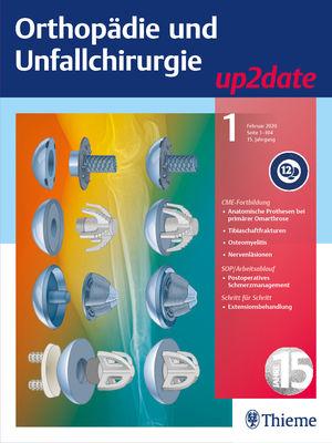 Orthopädie und Unfallchirurgie up2date