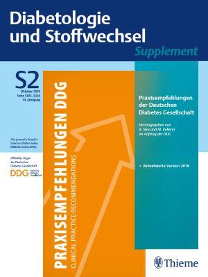 Diabetologie und Stoffwechsel S02/2019 - eRef, Thieme