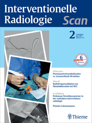 Interventionelle Radiologie Scan