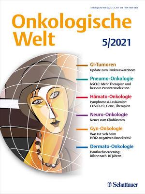 Cover Onkologische Welt