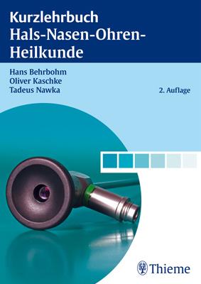 """Zeige Treffer in """"Kurzlehrbuch Hals-Nasen-Ohren-Heilkunde"""""""