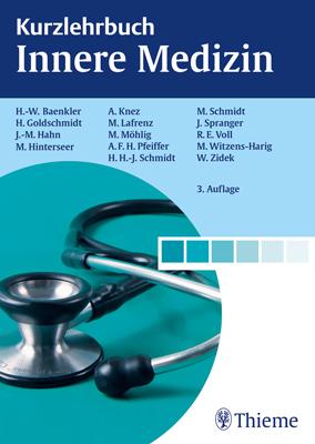 """Zeige Treffer in """"Kurzlehrbuch Innere Medizin"""""""