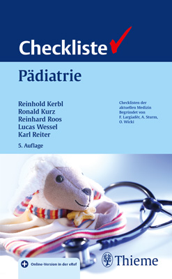 """Zeige Treffer in """"Checkliste Pädiatrie"""""""