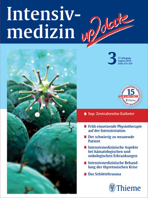Intensivmedizin up2date