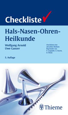 """Zeige Treffer in """"Checkliste Hals-Nasen-Ohren-Heilkunde"""""""