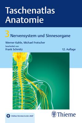 """Zeige Treffer in """"Taschenatlas Anatomie, Band 3: Nervensystem und Sinnesorgane"""""""