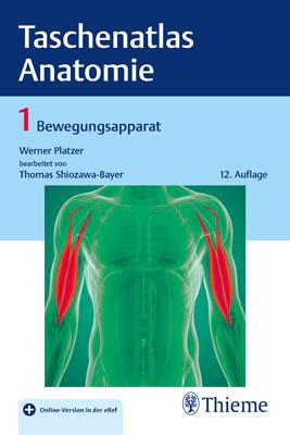 """Zeige Treffer in """"Taschenatlas Anatomie, Band 1: Bewegungsapparat"""""""