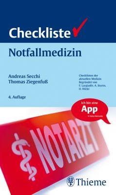 """Zeige Treffer in """"Checkliste Notfallmedizin"""""""