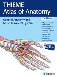THIEME Atlas of Anatomy, Volume 1: General Anatomy and Musculoskeletal System