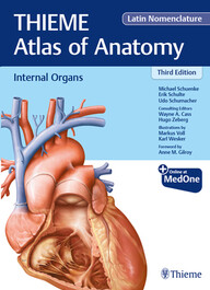 Thieme Atlas of Anatomy, Volume 2: Internal Organs (Latin Nomenclature)