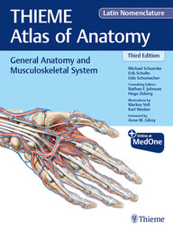 Thieme Atlas of Anatomy, Volume 1: General Anatomy and Musculoskeletal System (Latin Nomenclature)