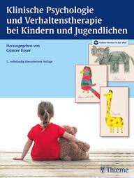 """Zeige Treffer in """"Klinische Psychologie und Verhaltenstherapie bei Kindern und Jugendlichen"""""""
