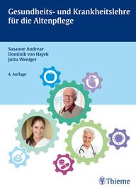 """Zeige Treffer in """"Gesundheits- und Krankheitslehre für die Altenpflege"""""""