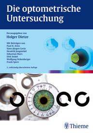 """Zeige Treffer in """"Die optometrische Untersuchung"""""""