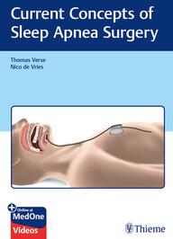 """Zeige Treffer in """"Current Concepts of Sleep Apnea Surgery"""""""