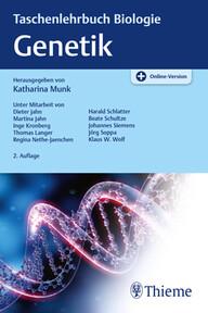 """Zeige Treffer in """"Taschenlehrbuch Biologie: Genetik"""""""