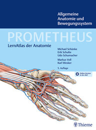 """Zeige Treffer in """"Prometheus LernAtlas - Allgemeine Anatomie und Bewegungssystem"""""""