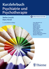 """Zeige Treffer in """"Kurzlehrbuch Psychiatrie und Psychotherapie"""""""