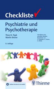 """Zeige Treffer in """"Checkliste Psychiatrie und Psychotherapie"""""""