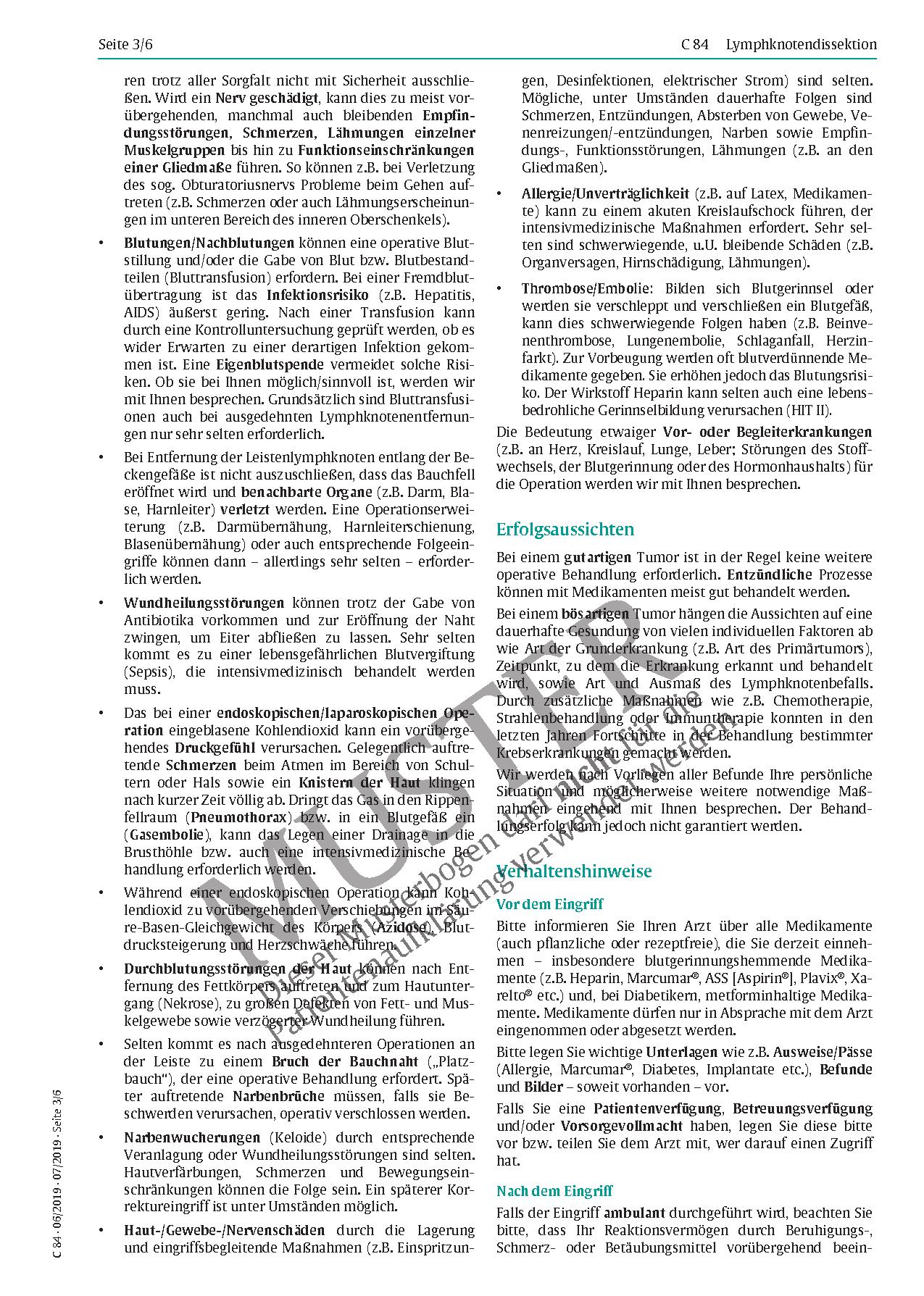 Fantastisch Lymphknoten Auf Körperkarte Bilder - Anatomie Ideen ...