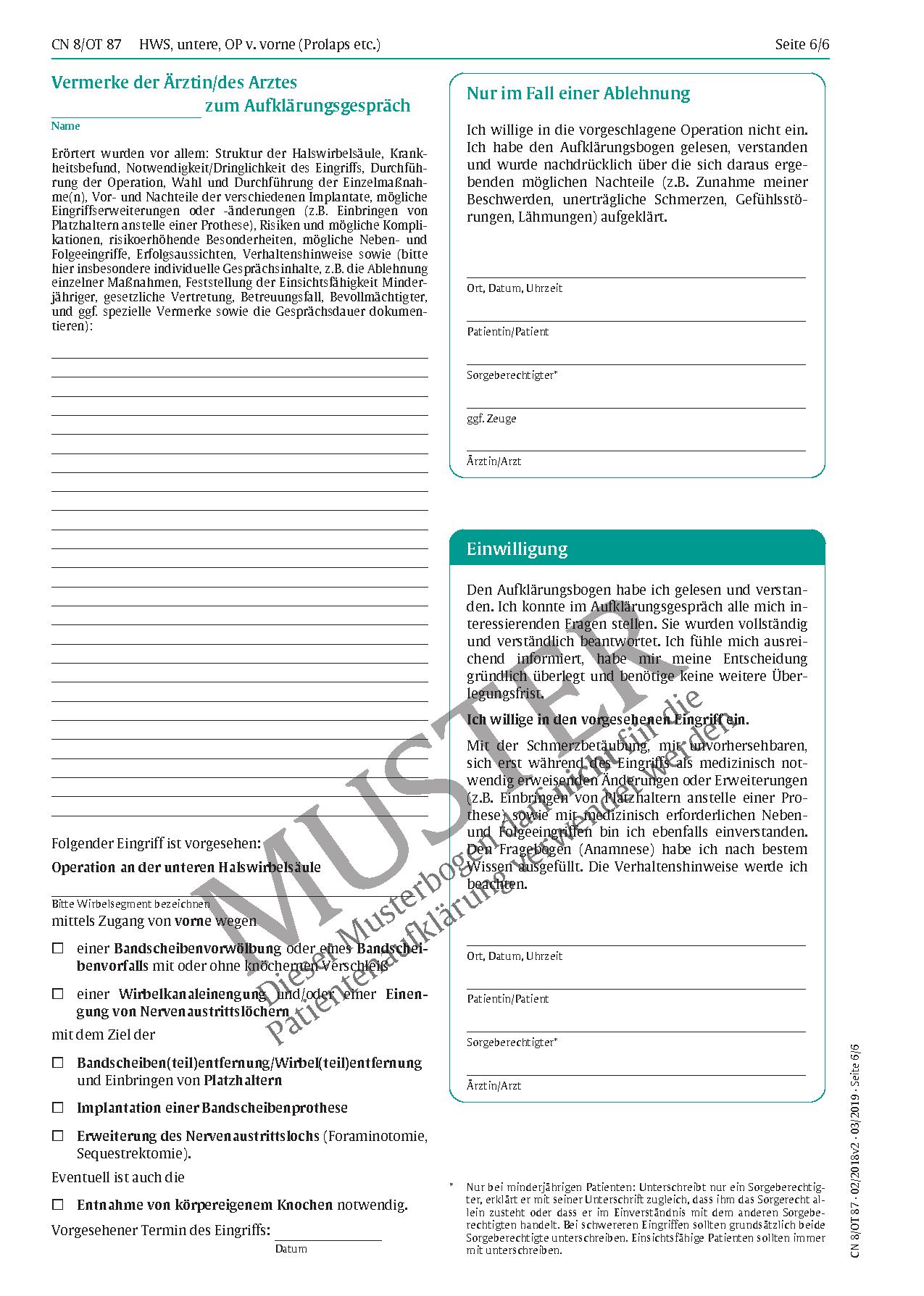 Tolle Hws Bild Anatomie Zeitgenössisch - SoftwareMac