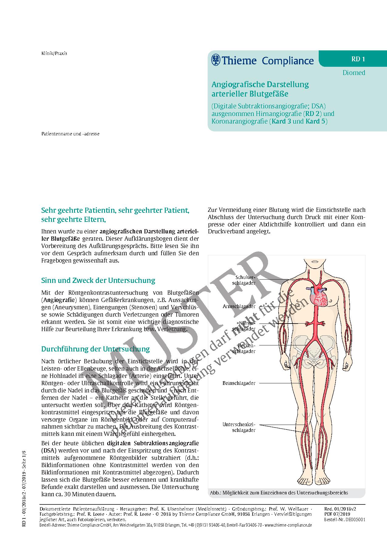 Beste Blutgefäße Im Hals Galerie - Physiologie Von Menschlichen ...