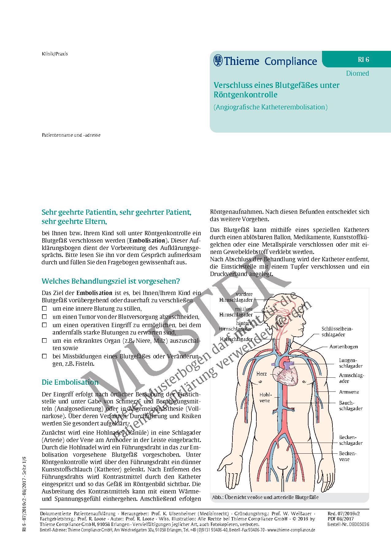 Ziemlich Armvene Galerie - Anatomie Und Physiologie Knochen Bilder ...