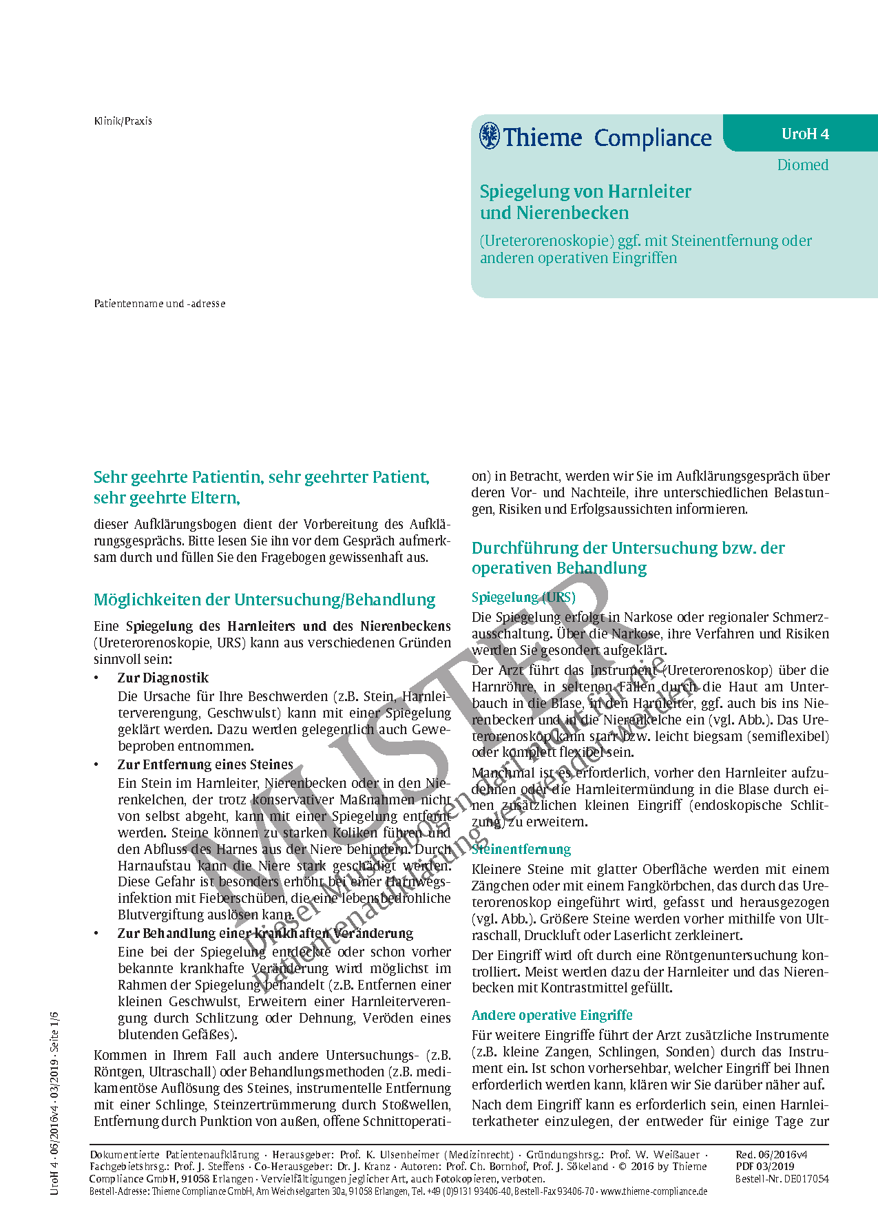 De Organe Rechts Bayer Tierfreund - REV