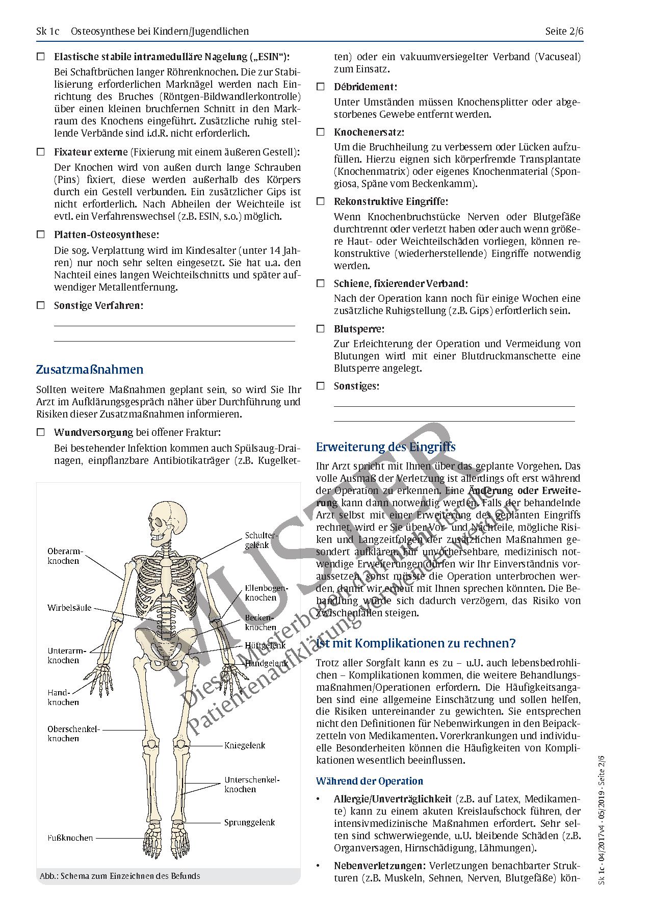 Charmant Knochen Des Unterschenkels Bilder - Anatomie Von ...