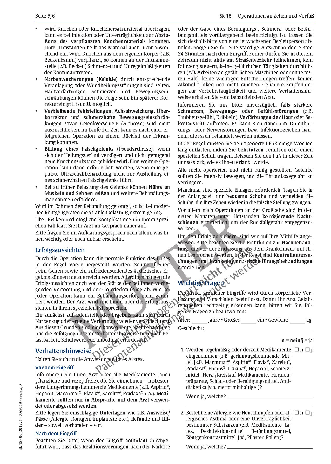 Fein Pdf Menschliche Anatomie Bilder - Menschliche Anatomie Bilder ...